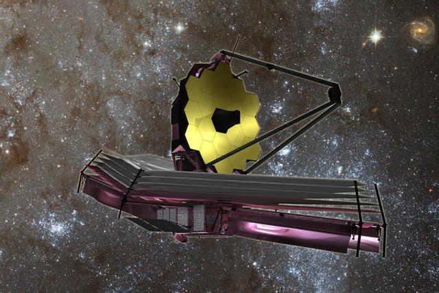 """美国""""百亿美元""""太空望远镜进展顺利"""
