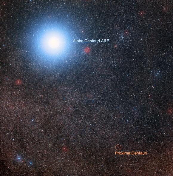 """欧洲南方天文台加入""""突破摄星计划"""" 共同探测系外行星"""