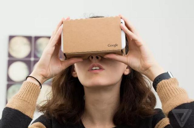 谷歌Chrome VR平台开始支持Cardboard