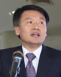 长虹公司常务副总 多媒体董事长 林茂祥