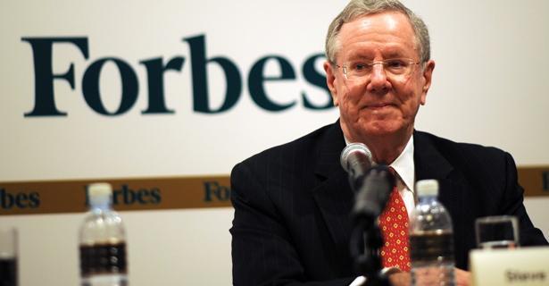 福布斯董事长:福布斯品牌将加速扩张
