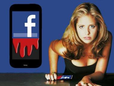 传Facebook手机开发代号为巴菲 HTC代工(图)