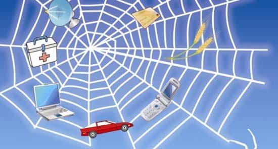 物联网成2010通信展热点