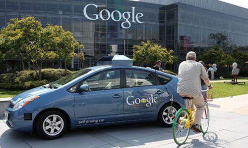 谷歌新专利:无人汽车上门接送顾客 广告主买单