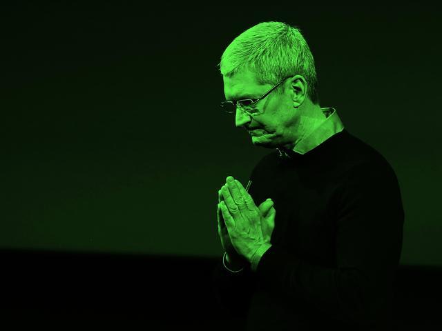 欧盟可能会在下周要求苹果缴纳190亿美元税款