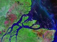 亚马逊河流域2千至4千米地下存在大型暗河