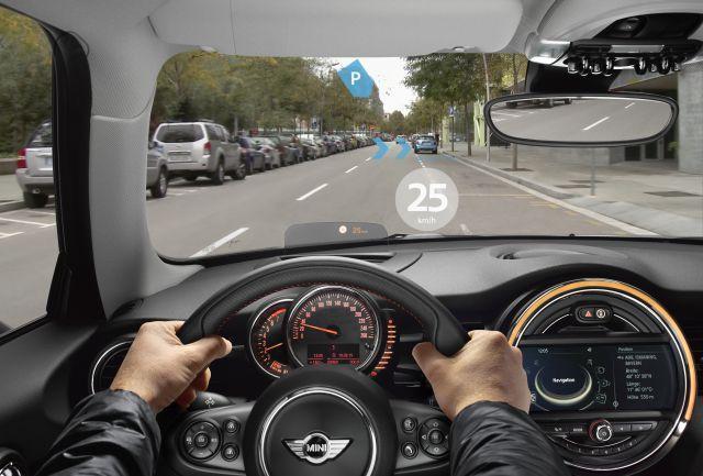 宝马在车上安装了虚拟现实设备