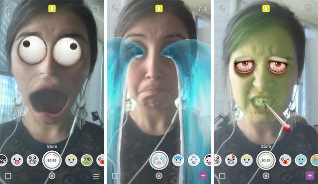 Snapchat镜头功能开启收费模式 遭用户吐槽