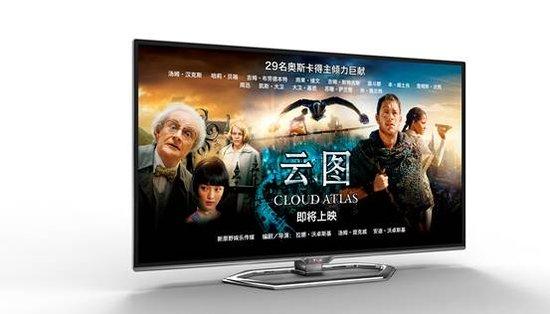 《云图》典藏版电视TCL云图E5500震撼上市