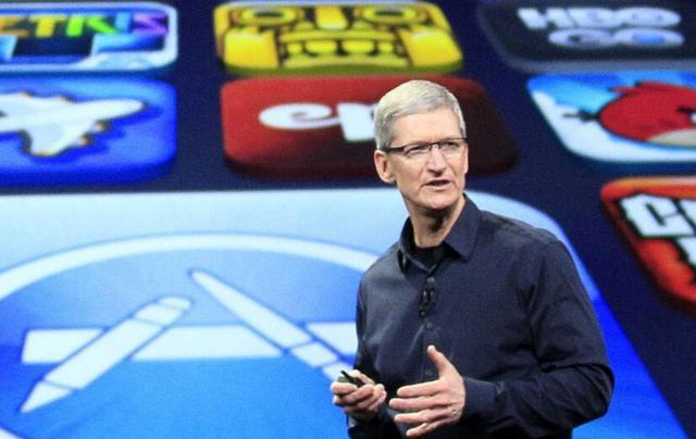 苹果宣布2016年App Store营收达285亿美元
