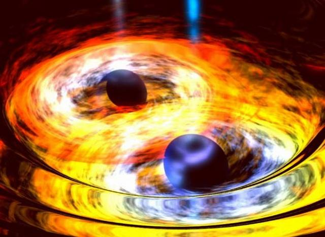 最新研究:双黑洞结构数量远低于之前预期