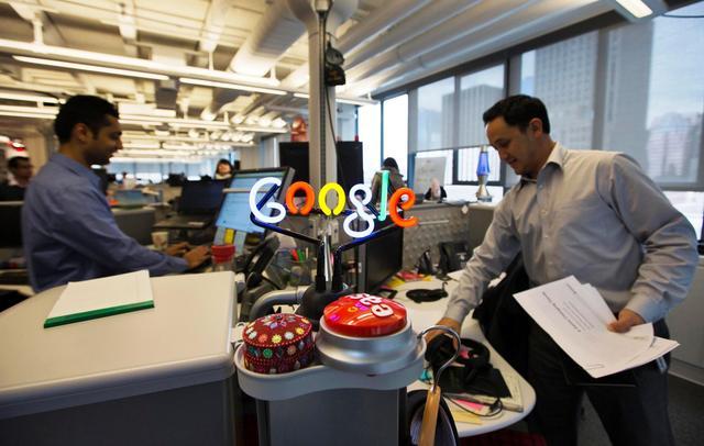 全球最具吸引力雇主谷歌被员工告了 原因是限制言论自由