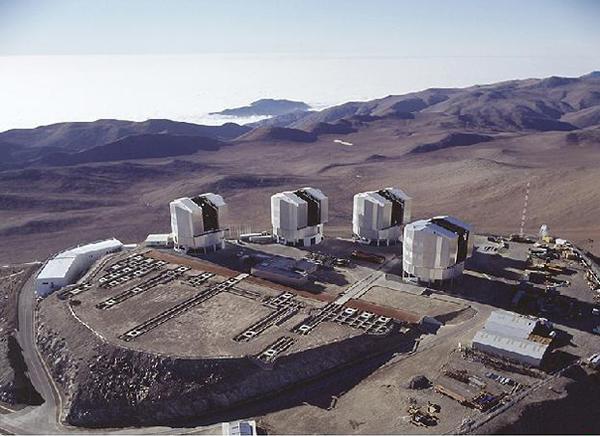 中智联手在智利北部建设天文观测基地