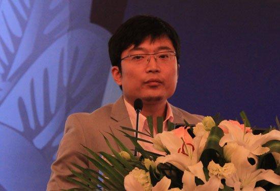 图文:创新工场安全宝项目CEO马杰演讲