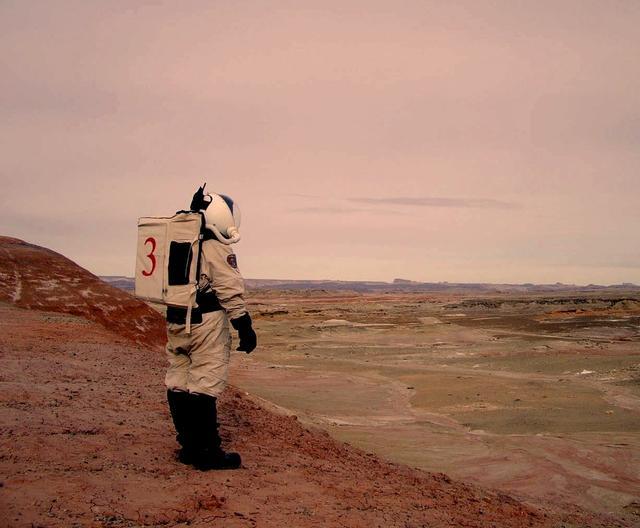 科学家预测首批火星殖民者两个月后死亡