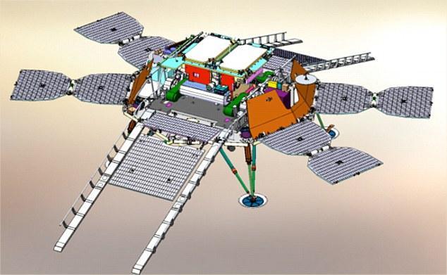 欧洲计划2018年探索火星:开采第一桶火星水