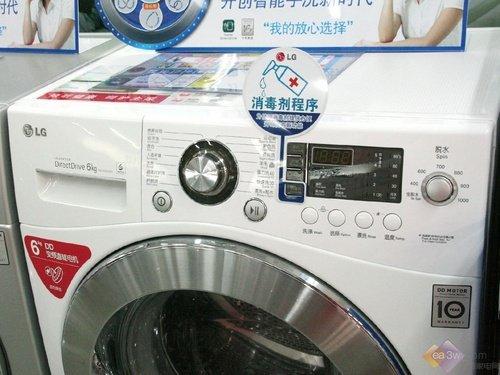 卖场热销洗衣机TOP5