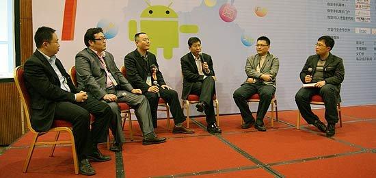 五高层论道3G人才:市场发展先于人才储备