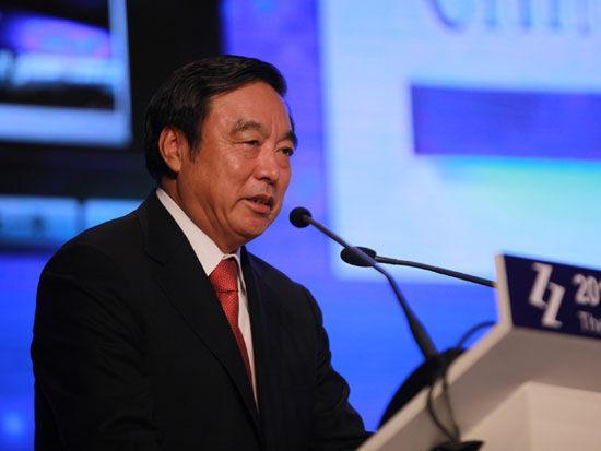 马蔚华:对互联网金融应持容忍态度