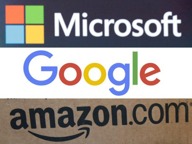 美国科技三巨头的财报为何集体爆表?原因在这里