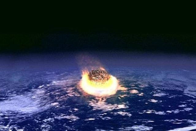 地球生命大灭绝或与彗星小行星周期运动有关