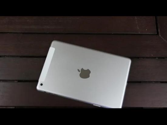 iPhone5S全新配色及iPad mini2外壳视频流出