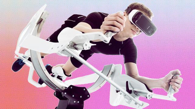 如果你懒得去健身房,为何不试试这些VR设备?