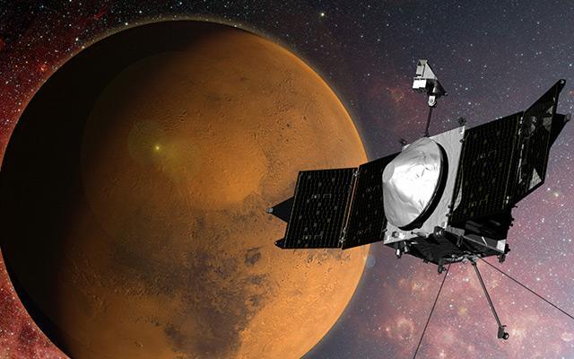 NASA周五将宣布有关火星大气的重大发现