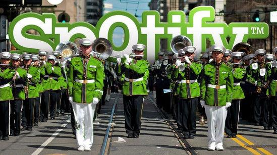 Spotify拟请财务专家筹备IPO:估值或达80亿美元