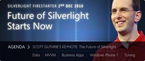 微软发布Silverlight 5:注重企业应用开发