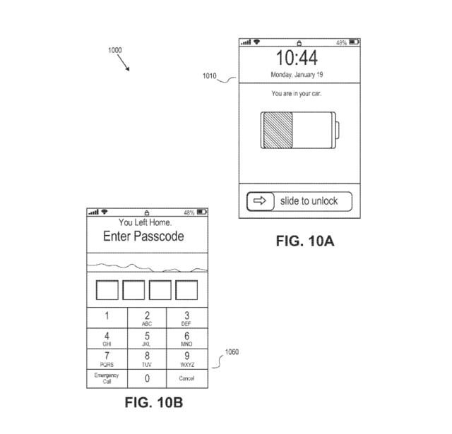 iPhone将变得更聪明:根据位置调整安全设置