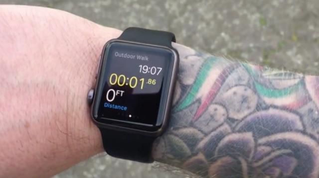 苹果确认纹身可能会影响Apple Watch功能