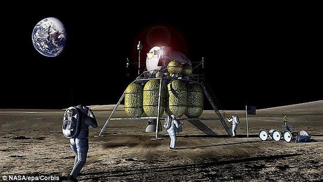 NASA将放弃国际空间站聚焦于月球和火星探索
