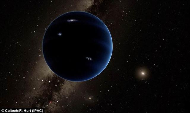 科学家发现太阳系第九大行星存在的确凿证据