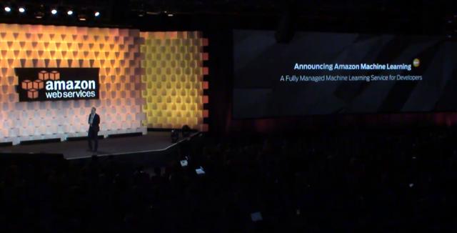 """亚马逊AWS推出""""机器学习""""服务"""