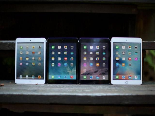iPad第一季出货或至980万部 创史上最差纪录