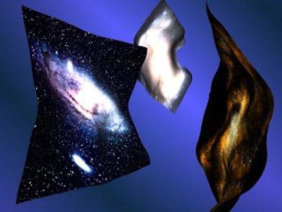 宇宙背景辐射神秘冷斑或暗示平行宇宙存在