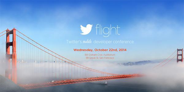 Twitter今年首次举办移动开发者大会