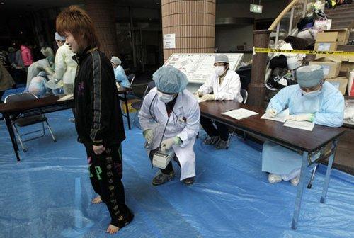 福岛核辐射超标6000倍 美核电站建设计划不变