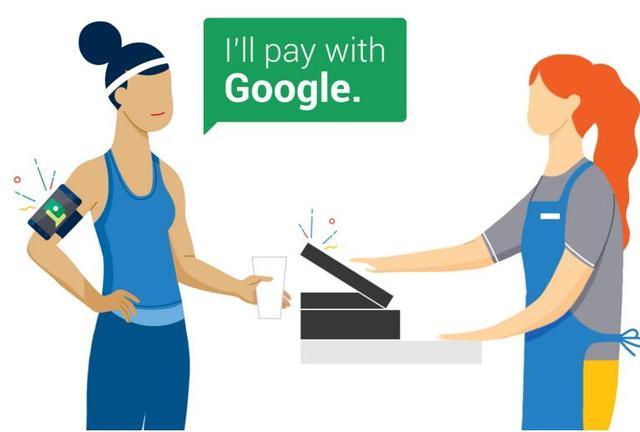 谷歌新移动支付刷脸即可 手机都不用掏