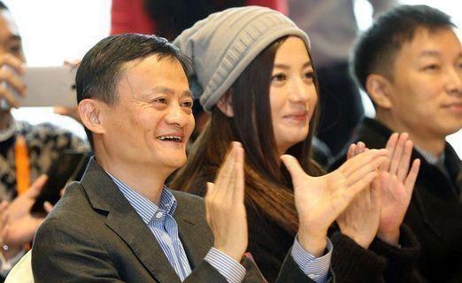 赵薇夫妇再度跟随马云 入股瑞东集团