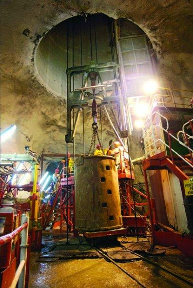 世界最深金矿:地下4350米相当10个帝国大厦