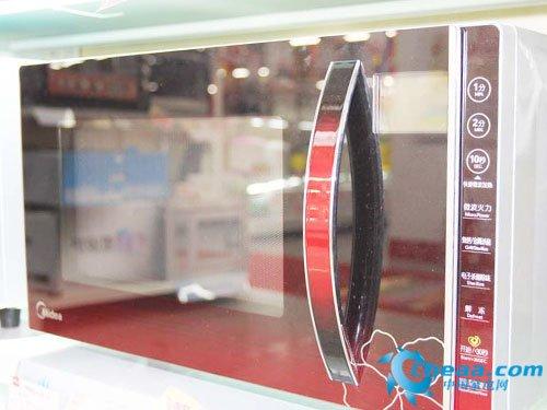 美的微波炉EG823MF7-NRH3售价1088元