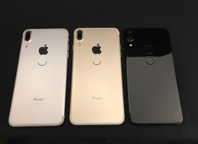 传iPhone 8彻底取消指纹解锁 更厉害了 (图)