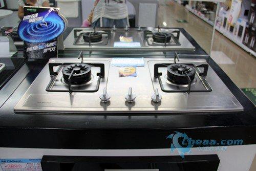 帅康燃气灶QAS-108-D售3998元 联动设计