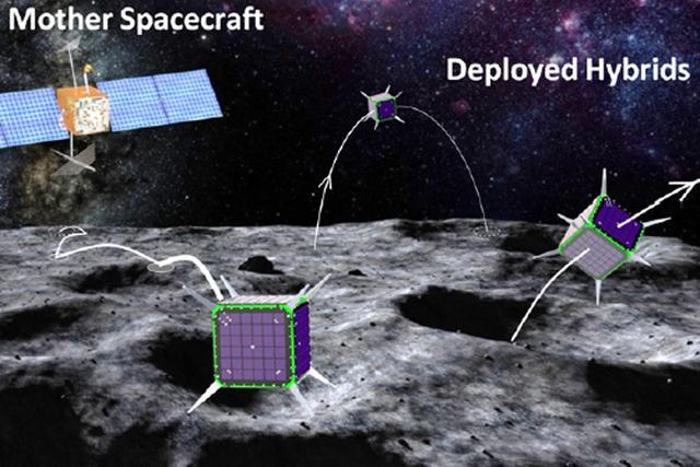 盘点美国宇航局资助的五大未来航天技术