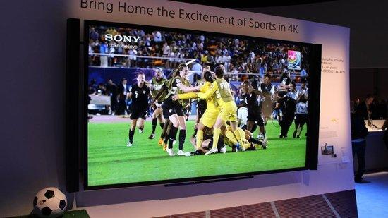 欧洲诞生全球首家4K电视频道