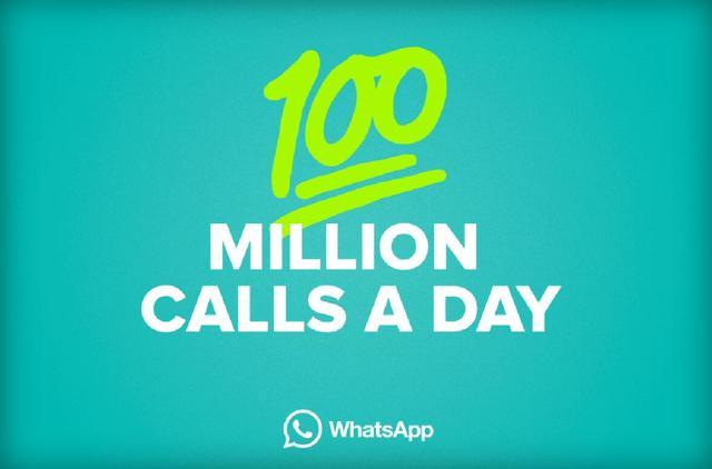 国内监管免费通话 WhatsApp却宣布用户每天免