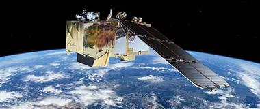 "NASA最新公布德州上空出现的""闪电地图"""