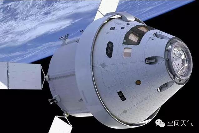 图说现役和未来的载人宇宙飞船图片